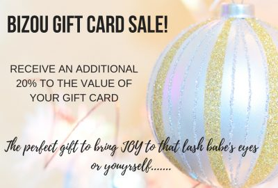 Bring Joy to that Lash Babe's eye's this holiday season!